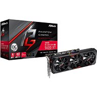 ASROCK Radeon RX 5600 XT Phantom Gaming D3 6G OC - Videokártya