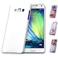 Skinzone egyedi stílusú Snap Samsung Galaxy A7-hez - Védőtok a saját stílusodban