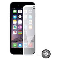 ScreenShield Tempered Glass Apple iPhone 6 és iPhone 6S fehér - Képernyővédő