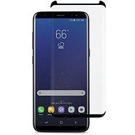 Screenshield Tempered Glass Galaxy S8 G950 telefonokhoz (telefontokokkal kompatibilis) - Képernyővédő