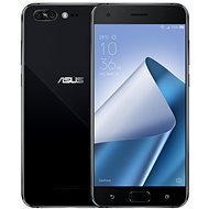 Asus ZenFone 4 ZS551KL - Fekete Deco Film - Mobiltelefon