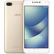 Asus Zenfone 4 Max ZC554KL Metal/Gold - Mobiltelefon