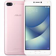 Asus Zenfone 4 Max ZC554KL Metal/Pink - Mobiltelefon