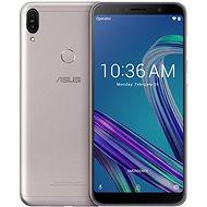 Asus Zenfone Max Pro M1 ZB602KL, ezüst - Mobiltelefon