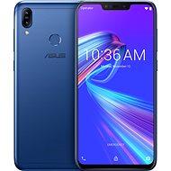 Asus ZenFone Max M2, kék - Mobiltelefon