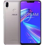 Asus ZenFone Max M2, ezüst - Mobiltelefon