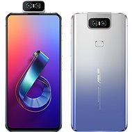 Asus Zenfone 6 ZS630KL 256GB Ezüst - Mobiltelefon