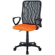 AUTRONIC Lucero - narancsszín - Irodai szék