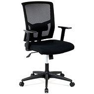Irodai szék AUTRONIC Marengo - fekete - Kancelářská židle