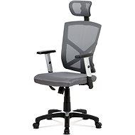 AUTRONIC Kokomo fekete / szürke - Irodai szék
