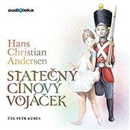 Audiokniha MP3 Statečný cínový vojáček - Audiokniha MP3