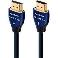 AudioQuest BlueBerry HDMI 2.0, 0,6 m - Videokábel