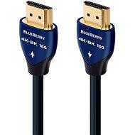 AudioQuest BlueBerry HDMI 2.0, 2 m - Videokábel