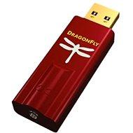DAC jelátalakító Audioquest DragonFly RED DAC Fejhallgató erősítő