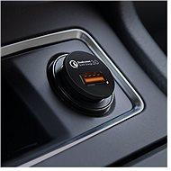 Aukey Quick Charge 3.0 1-Port Car Charger - Autós töltő