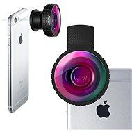 Auke PL-F2 halszem objektív - Objektív mobiltelefonhoz