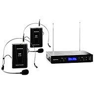 Auna VHF-400 Duo2 - Mikrofon