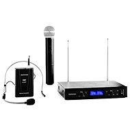 Auna VHF-400 Duo3 - Mikrofon