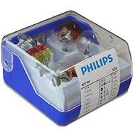 PHILIPS H4 12 V Tartalék izzó készlet - Izzókészlet