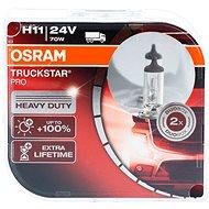 OSRAM H11 TRUCK STAR Pro 24V 2db - Autóizzó