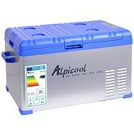 Alpicool Autós hűtőtáska kompresszorral 30L 230/24/12V -20°C - Autós hűtőtáska