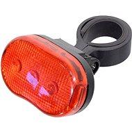 Kerékpár átsó lámpa LED villogó-állandó világítás