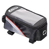 COMPASS Biciklis táska a vázra és a kormányra + PHONE - Kerékpáros táska