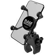 """A RAM Mounts a teljes X-Grip mobiltelefon-tartó szerelvényhez """"Snap-Link Tough-Claw"""" szorítóval"""
