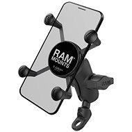 """A RAM Mounts """"X-Grip"""" mobiltelefon-tartó teljes készletnek rögzítéséhez egy 9 mm-es csavartartóval"""