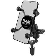 RAM Mounts X-Grip tartóegység a motorkerékpár kormányára való rögzítéshez