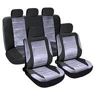 Üléshuzat Set DELUXE 9 db alkalmas oldallégzsákhoz - Autós üléshuzat