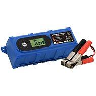 COMPASS Akkumulátortöltő mikroprocesszorral 3.8A 6/12V PB/GEL LCD kijelzővel - Akkumulátor töltő