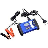 COMPASS PROFI Akkumulátortöltő mikroprocesszorral 6/12V PB/GEL/AGM - Akkumulátor töltő