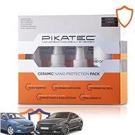Pikatec Ceramic nanokozmetikai készlet autókhoz - Autóápolási készlet