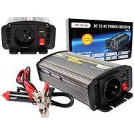 Carspa 24 V/230 V+USB 600 W - Feszültségátalakító