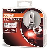 OSRAM H4 Night Breaker SILVER +100%, 2 db - Autóizzó