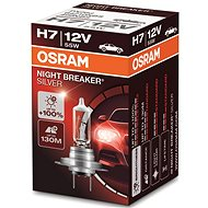 OSRAM H7 Night Breaker SILVER +100% - Autóizzó