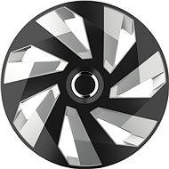 """VERSACO VECTOR RC 16"""" dísztárcsa - fekete/ezüst - Dísztárcsa"""