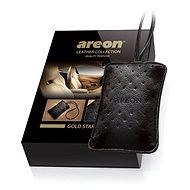AREON LEATHER COLLECTION - Gold Star - Autóillatosító