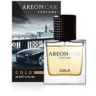AREON PERFUME GLASS 50ml Gold - Autóillatosító