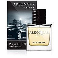 AREON PERFUME GLASS 50ml Platinum - Autóillatosító