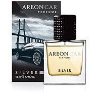 AREON PERFUME GLASS 50ml Silver - Autóillatosító