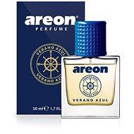 AREON PERFUME GLASS 50ml Verano Azul - Autóillatosító