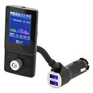 Hands Free FM Transzmitter LCD COLOR - FM Transzmitter