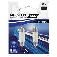 "NEOLUX LED ""C5W"" 6000K, 12V, SV8.5-8 - LED autó izzó"