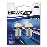"""NEOLUX LED """"R5W"""" 6000K, 12V, BA15p - LED izzó"""