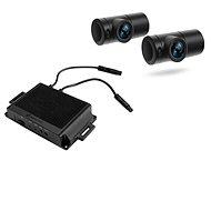 Neoline Car Dash kamera, 2 csatornás parkolási üzmód, X53 GPS és WiFi - Autós kamera