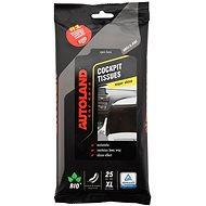 COMPASSS NATURAL NANO+ XL tisztítókendő műszerfalhoz, fényes (25 db)