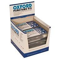 OXFORD javítókészlet javításokkal kerékpár gumiabroncsokhoz, mopedekhez és kis motorkerékpárokhoz - Gumijavító készlet