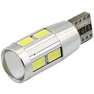 M-Style LED Izzó W5W T10 12V 10SMD 5630 - LED izzó